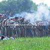 Battle of Bull Run - Confederates Skirmish Line