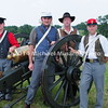 Battle of Bull Run - Cannoneer Team