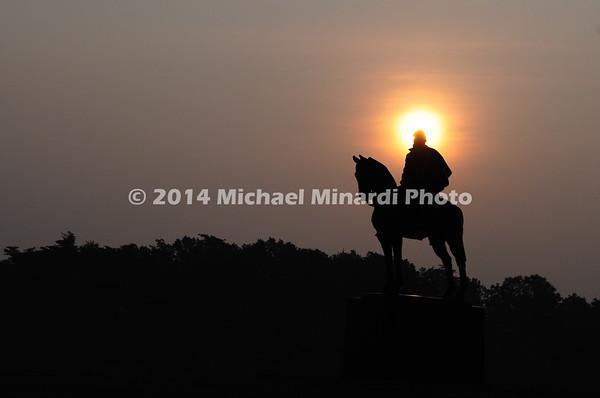 Battle of Bull Run - Stonewall Jackson Statue