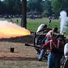 Battle of Bull Run - Confederates - Fire Cannon