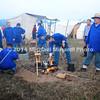 Battle of Bull Run - Federal encampment Reveille