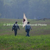Battle of Bull Run - Signalmen with Flag