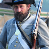 Battle of Bull Run - The Black Hats, CSA
