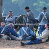 Battle of Bull Run - Confederates - Close up