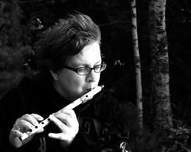 0024 Photographer Jinjer Stanton Musician Carol Singer Location Thunderhead Lake