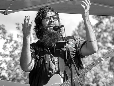 40-Corey Medina  at Bigfoot Music Festival in Remer, MN