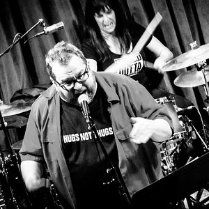Rick and Amy Meyer, Icehouse, XTC Tribute Show,  5-20-15