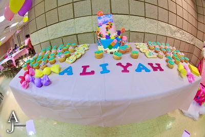 ALIYAH 1st Birth day Dec 06, 2015