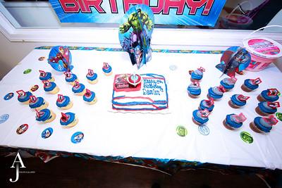 Damier 8th birthday jan 23, 2015