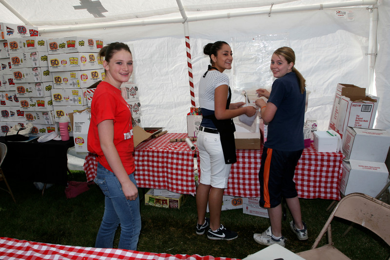 Returning for another year are the good folks from Culinary concepts.