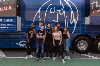 2018_10_09, Baby Brasa, Bus, Exterior, Matt Reich, New York, NY