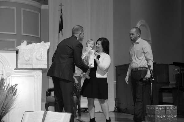 ~Forks of Elkhorn Baby Dedication Fall 2017~