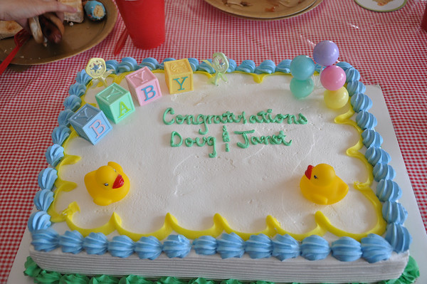 Janet and Doug's Baby Shower 04-17-12