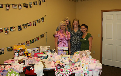 Baby Shower for Andy & Megan Cosgrove