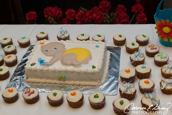 2012 Schmidenberg Baby shower