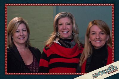 Millisa Hall, Rosanne, Laura Jenkins