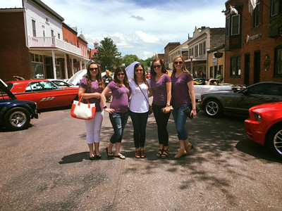 Bachelorette Party - Hermann, Missouri
