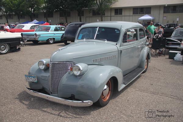 39 Chevy Deluxe