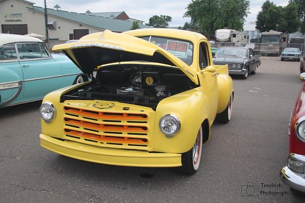 50 Studebaker Pickup