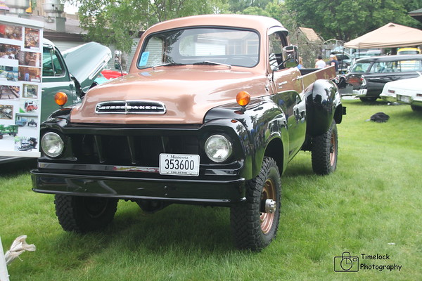 58 Studebaker Pickup