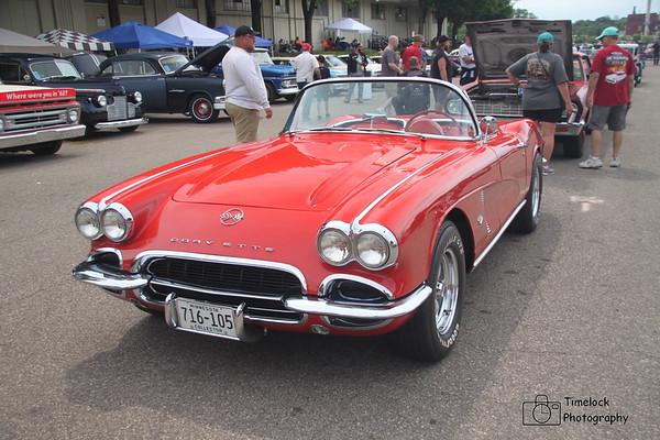 62 Chevy Corvette