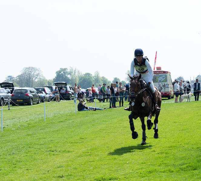 Badminton Horse Trails Cross Country 2018