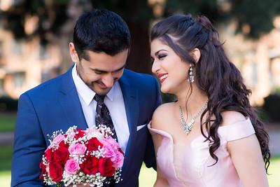 Bahar & Mustafa - Wedding