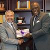 Bahceshir University President visits UAlbany