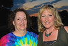 Annette Emerson Morrise ('77) with Carla Heyn Ramirez ('77) at the 2011 Baldwinsville Alumni weekend presented by the C. W. Baker Alumni Association at Paper Mill Island in Baldwinsville, New York on Friday, August 5, 2011.