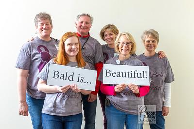 Bald Is Beautiful 2018