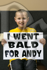 Bald For Andy