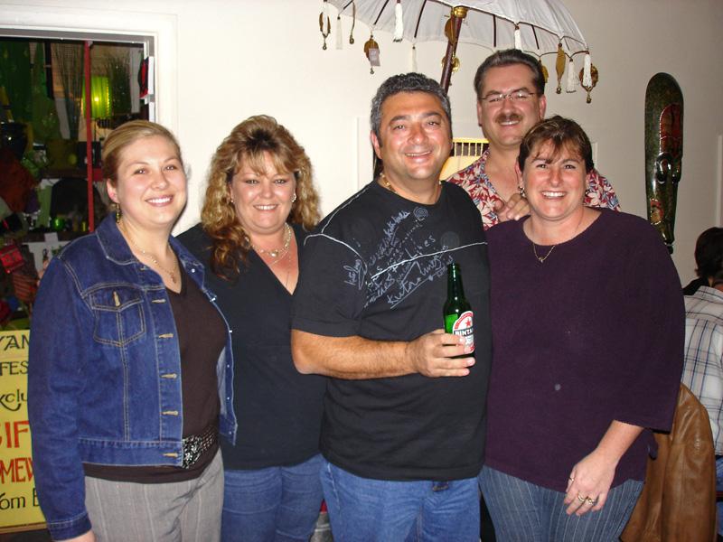 KatieandAgus , Chrisball, Dingo Joe, Flyer & Shazza33