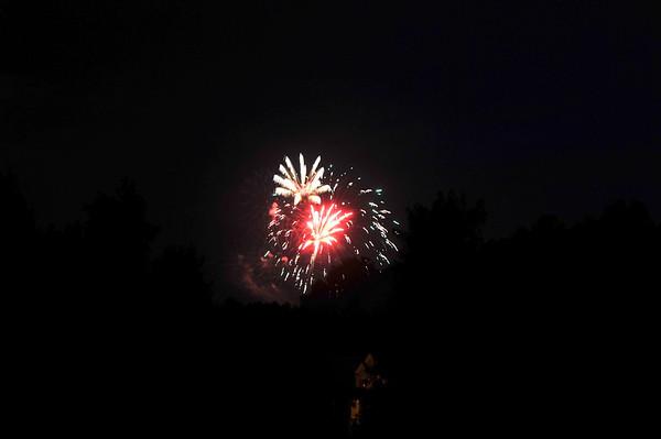 Ball Ground Fireworks