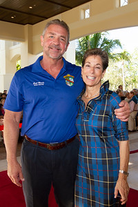 IMG_8282 Vice Mayor Carl Woods & Mayor Maria Marino