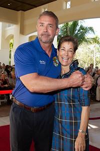 IMG_8280 Vice Mayor Carl Woods & Mayor Maria Marino