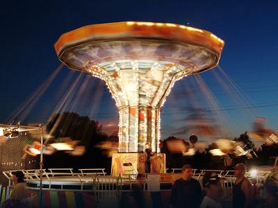 2007 Balloonfest carnival.