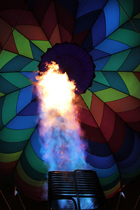 Michigan, Challenge, Balloonfest, 2012