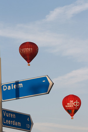 Ballonvaart Dalem
