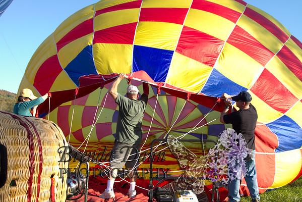 Wolf Oak Acres Balloon Festival 2011