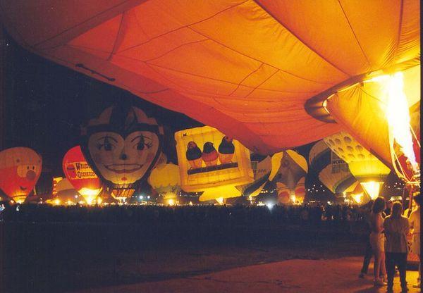 Balloon Festival, Albequerque