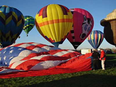 Balloon Fiesta Albuquerque, NM 2006