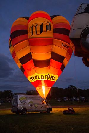 Balloon Glow (Northampton August 2015)