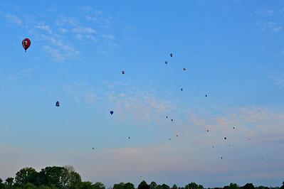 Balloon Race 2011