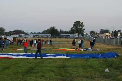 Balloon Rally, 9-08