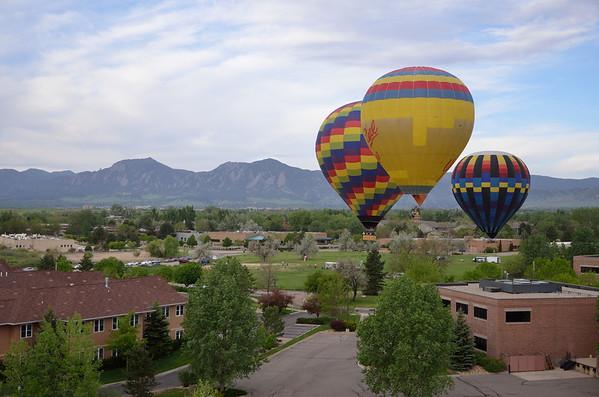 Balloon Ride 2013