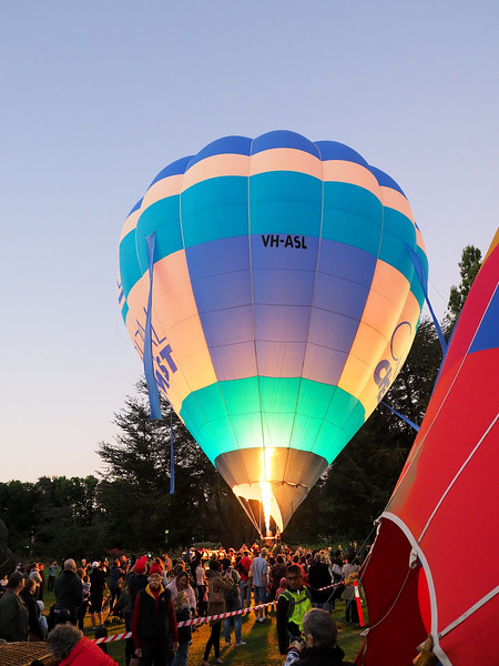 Balloon Spectacular 2018 Mar.11