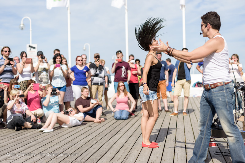Sunday Sopot Pier & Spinning contest