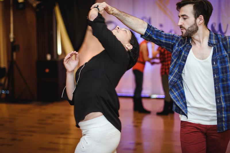 Baltic Swing Gdansk 2016 - Social Dance