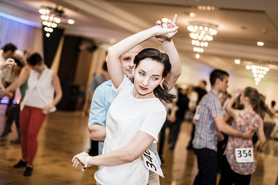 Baltic Swing Gdansk 2016 - Social Dance