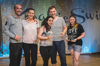 Baltic Swing 2018 Gdynia - Awards